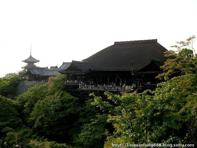 日本神户牛肉 和服 清水寺