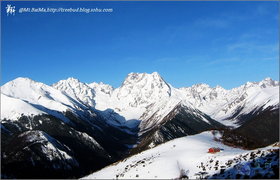 【云南】白马雪山,中国最美的高山森林