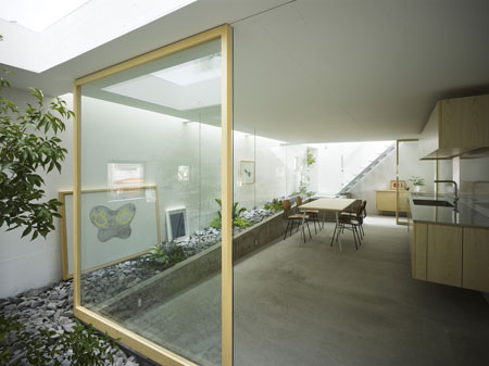 室內設計風格(3)-日本新銳設計-白房子里的樹
