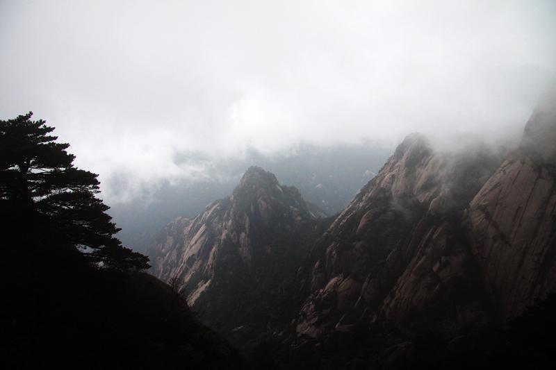 黄山游之玉屏景区