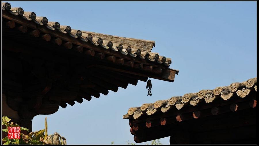 南禅寺 我国现存最古老的木结构建筑