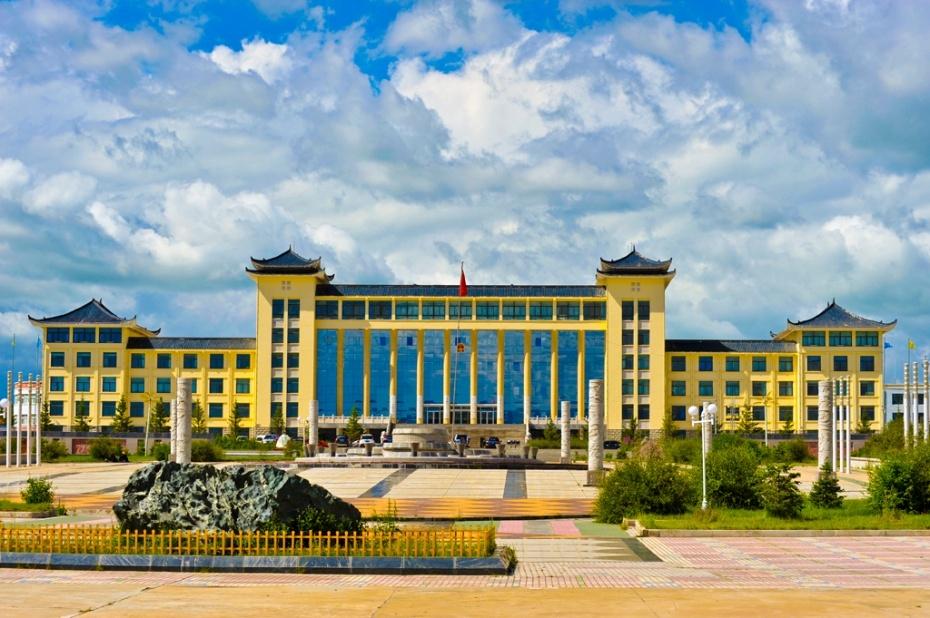 海北藏族自治州政府