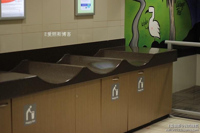 看看新西兰的公厕都有哪些设施 实拍
