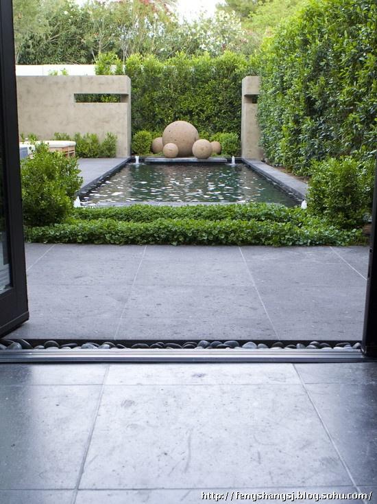 别墅庭院景观设计 中式别墅庭院 美式别墅庭院 法式别墅庭院 英式别墅