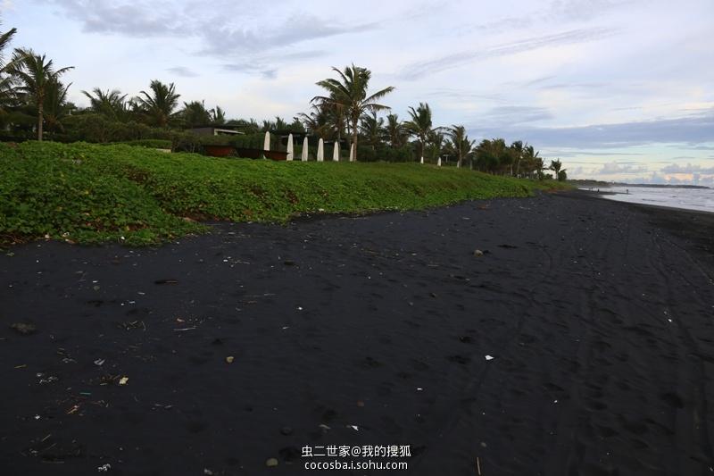 梦幻黑沙海滩—2013春巴厘岛;;