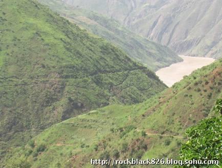 (图片3222)钟英傈僳族彝族乡皮厂村金沙江