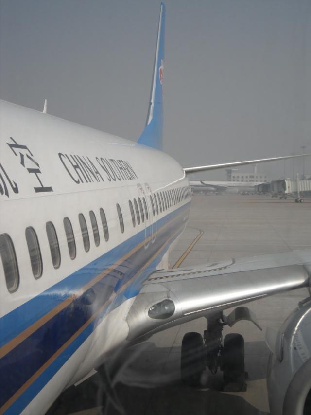 我的飞行日记(02)--cz3370--武汉wuh--广州can--体验