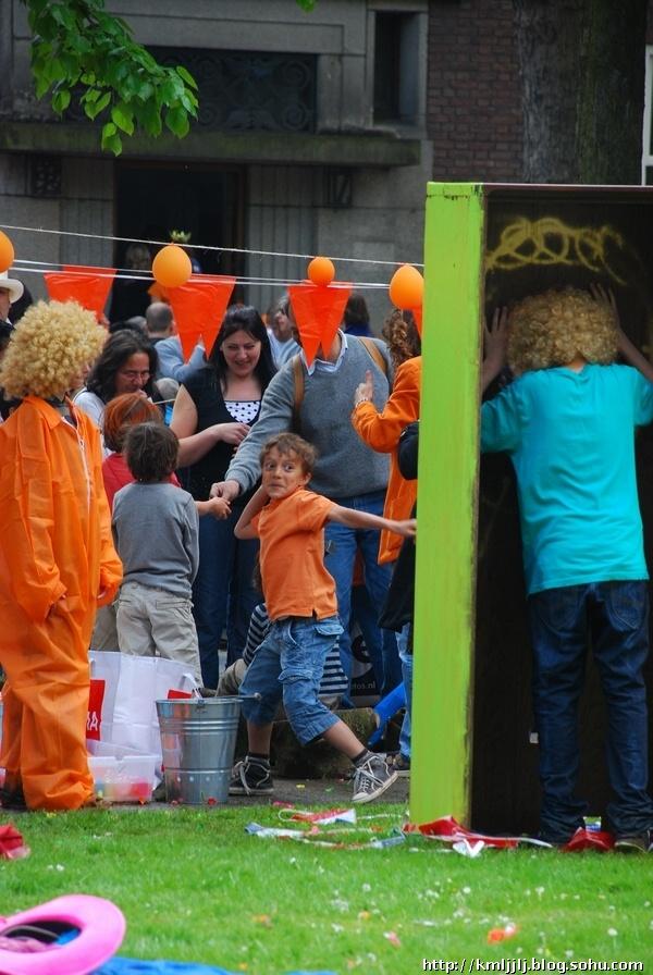 荷兰女王节 Qeen s Day图片