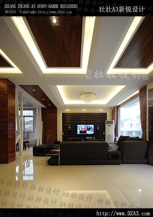 自建房的层高比商品房高些,装修起来更好看 南京装修集采