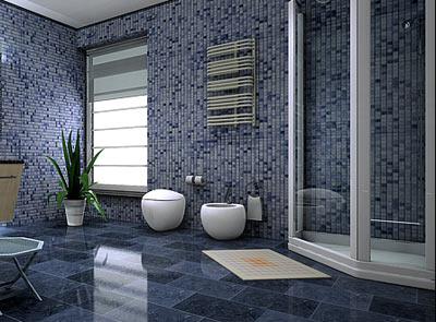 卫生间设计注意事项与卫生间装修效果图
