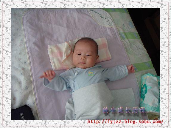 2010-3-17(宝宝三个月发育)-幸福的小猪窝-我的搜狐