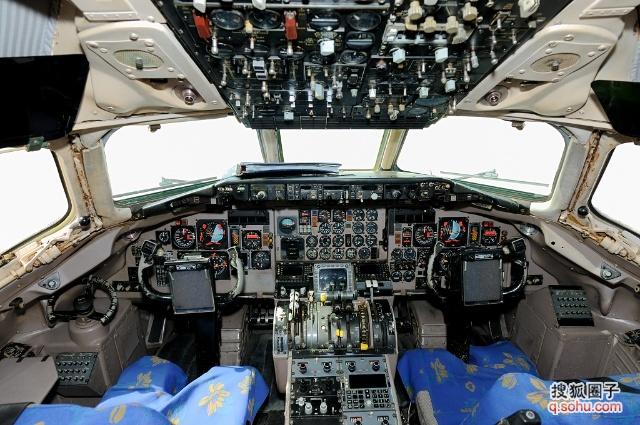 看看麦道82/90飞机的驾驶