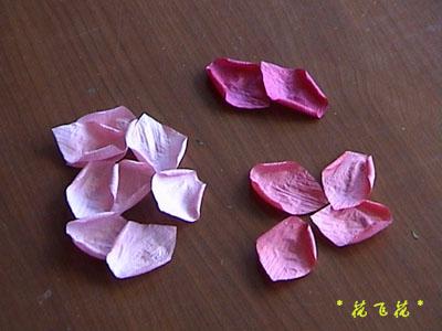 用纸做玫瑰花-夏晓何-我的搜狐