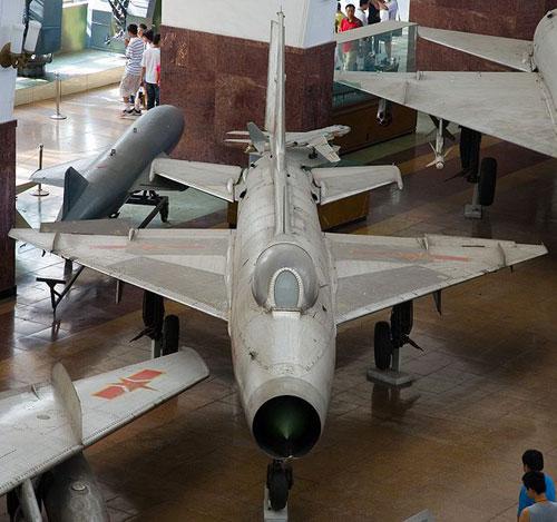 九十年代中国空军主要服役飞机动力