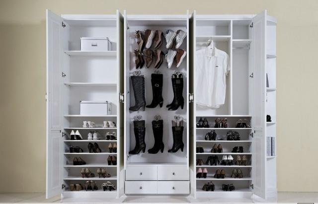 鞋柜内部结构图伞