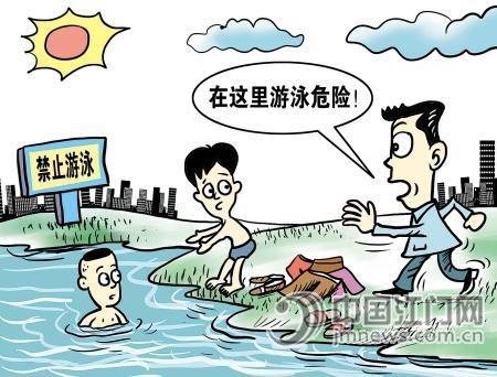 小学生游泳简笔画步骤