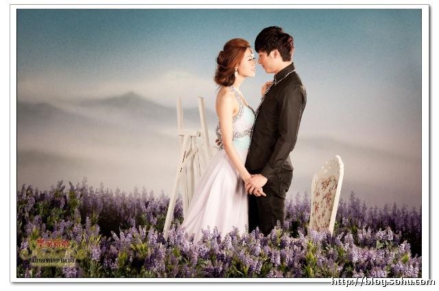 诸城皇家新娘婚纱摄影