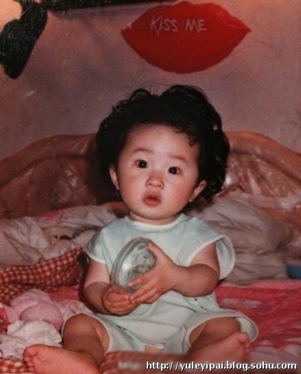 杨柳 刘欢漂亮女儿近照曝光似翻版山口百惠 最专业的财经博客 中金图片