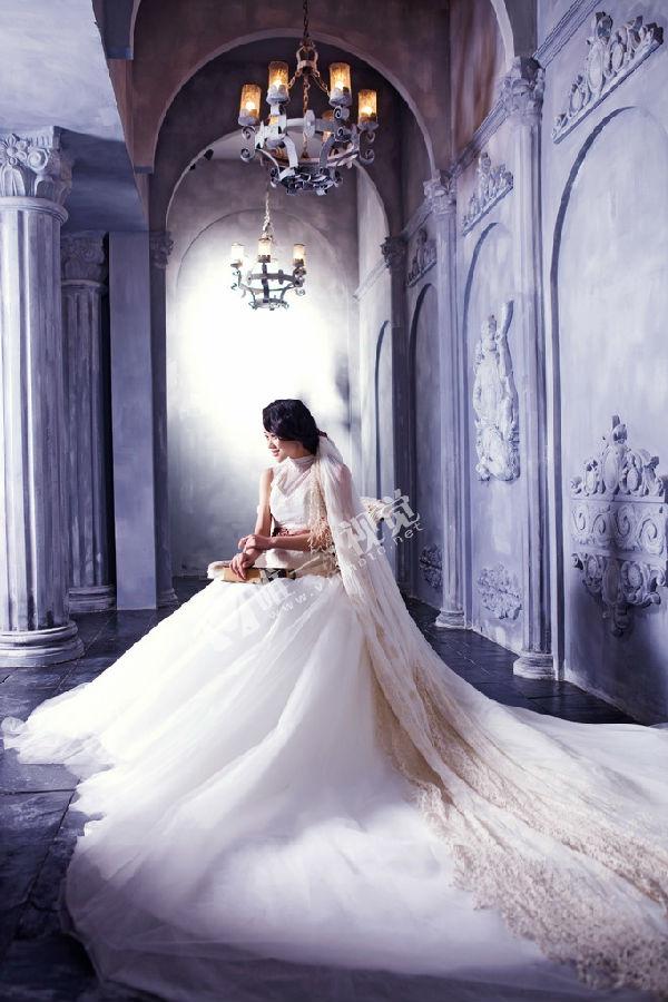 有唯一视觉婚纱摄影工作室为您介绍的欧式婚纱照风格