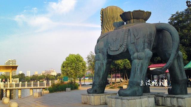 大象 雕塑 动物 640