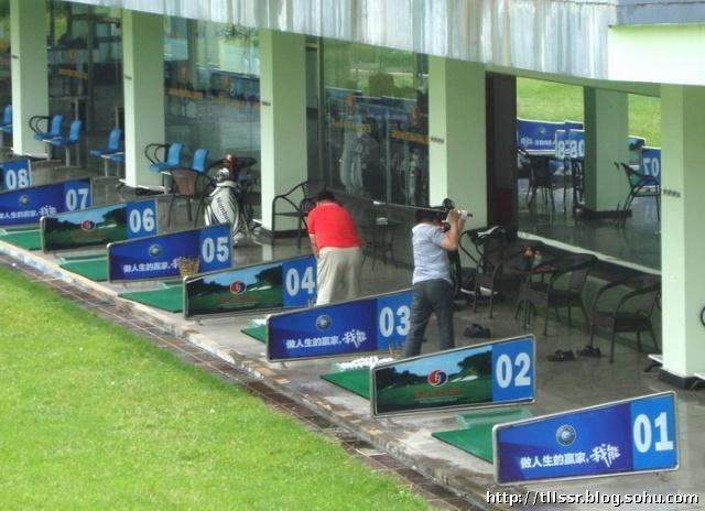 铁岭龙山高尔夫球场