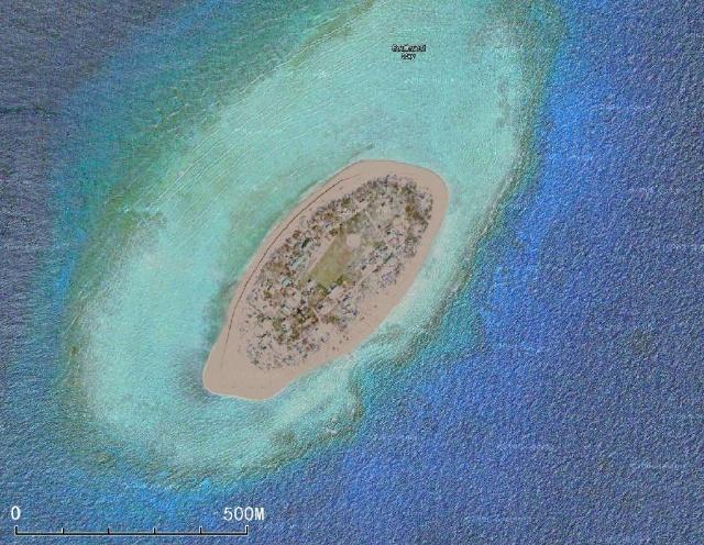 南海系列之18,南沙外国占领的部分岛屿收回后的建设