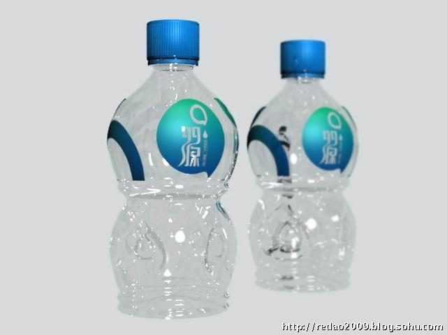 南宁矿泉水瓶身设计(南宁包装设计
