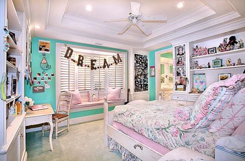 最可爱的公主房间