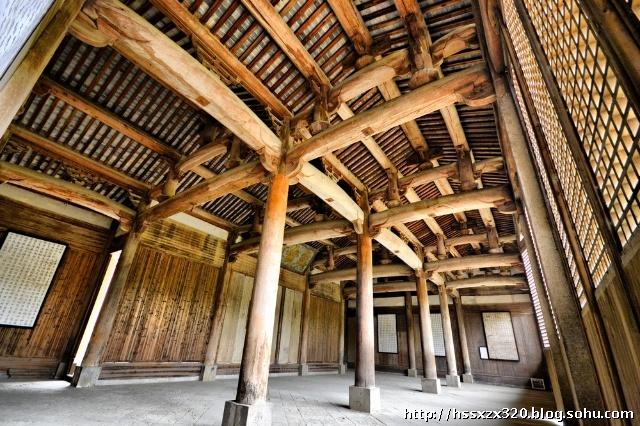徽州木结构建筑-上官夫的博客-搜狐博客
