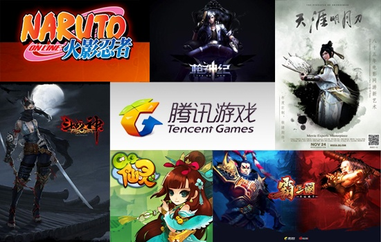 腾讯游戏2013自研大作一览-腾讯2013年推数十款新游 自研大作人气