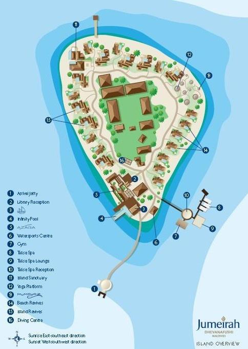 """""""海洋珍珠"""",一群距离主要岛屿仅800米的水上别墅,仿佛"""