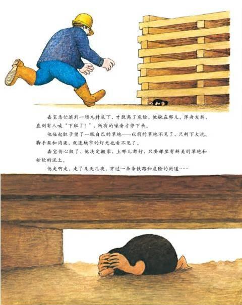 【多莱晚安故事】小鼹鼠嘉宝