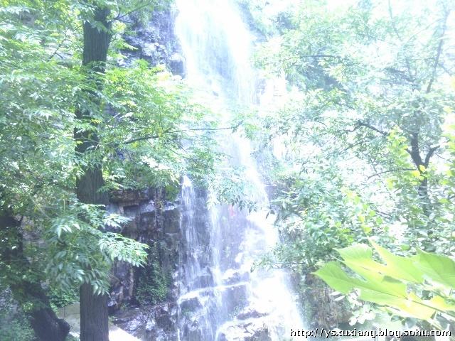 游二郎山风景区(手机图片)