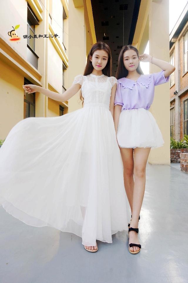 """紫色系衣服怎么搭配?甜美可爱清纯""""紫色控""""穿出夏装时尚"""